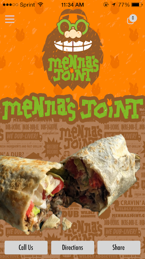 Menna's Joint -Home of the dub