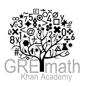 GRE MathPrep from Khan Academy