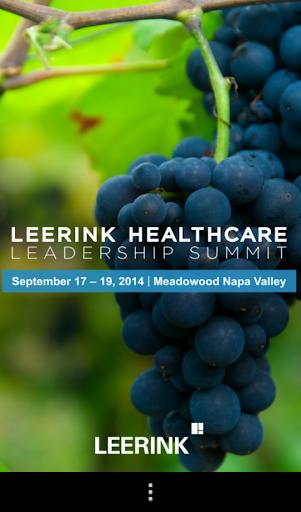 Leerink Healthcare Leadership