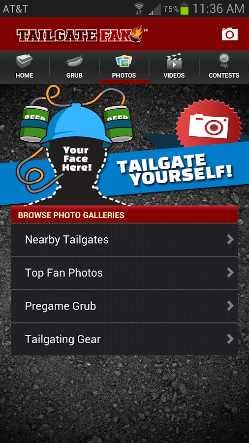 Tailgate Fan - screenshot