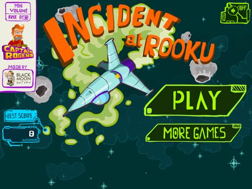 【免費街機App】Captain Rogers: Rooku Incident-APP點子