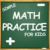 Simple Math Practice For Kids