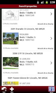 Woods Bros Realty - screenshot thumbnail