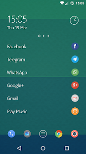 Numix Circle icon pack- screenshot thumbnail