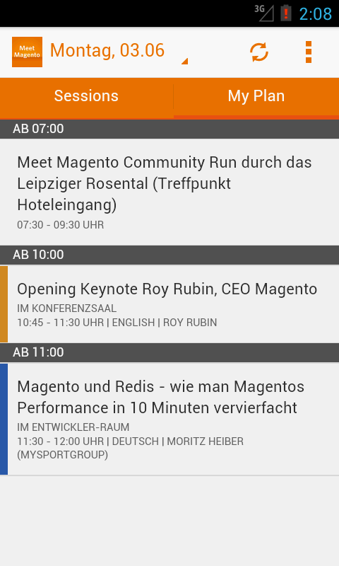 Meet Magento - screenshot
