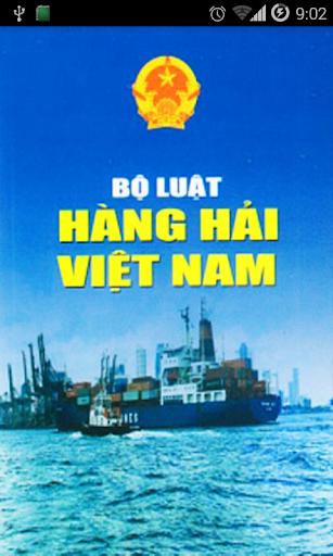 Luật Hàng Hải Việt Nam