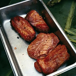 Sam Choy's Oven-Roasted Kalua Pig.