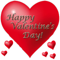 Valentine's Day Greetings HD logo