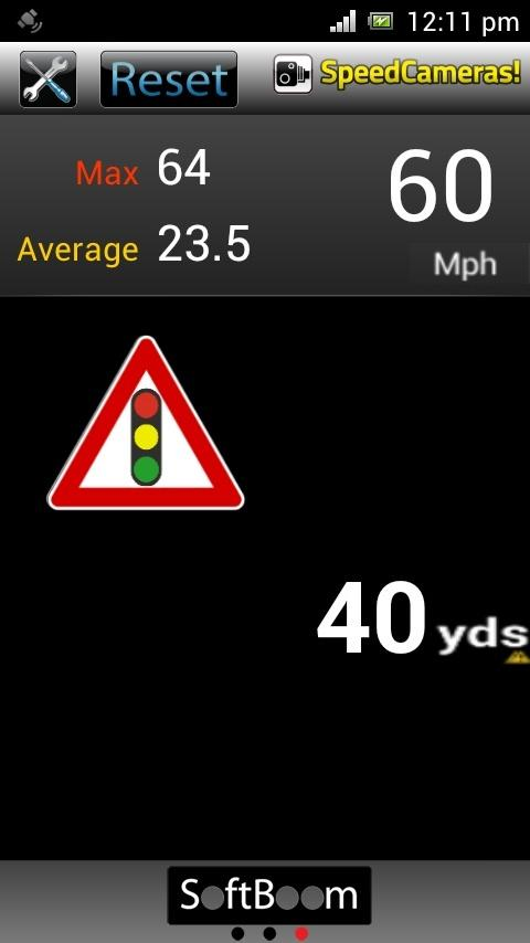 Speed Cameras! - screenshot