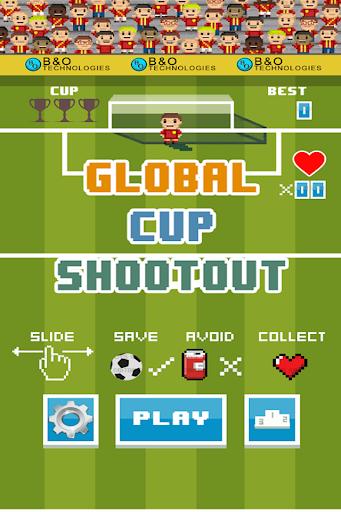 【免費體育競技App】Global Cup Shootout-APP點子