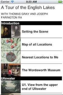 A Tour of the English Lakes- screenshot thumbnail
