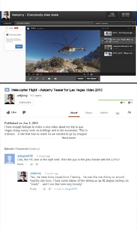 Askjerry - Youtube Jump- screenshot