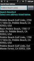 Screenshot of Golf GPS Anywhere FREE