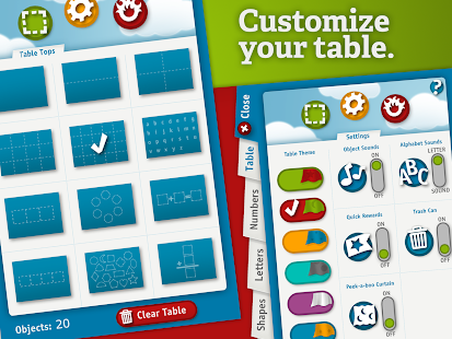 TableTots Teacher- screenshot thumbnail