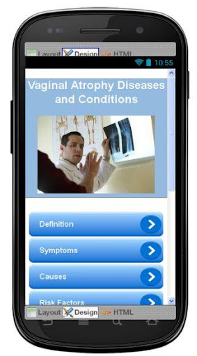 【免費醫療App】Vaginal Atrophy Information-APP點子