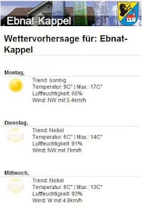 Ebnat-Kappel - screenshot thumbnail