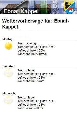 Ebnat-Kappel - screenshot
