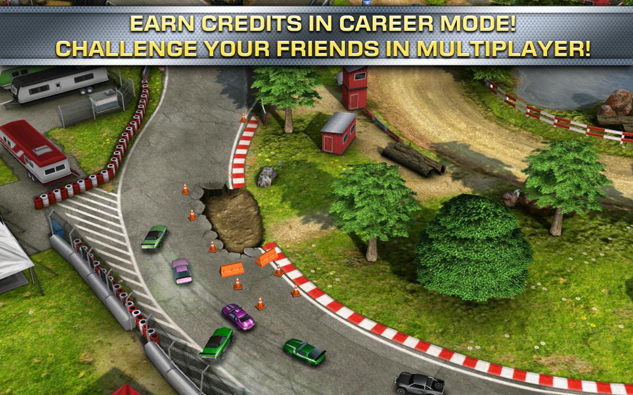 Reckless Racing 2 screenshot #1