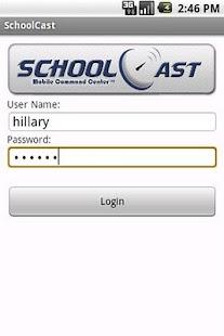 SchoolCast- screenshot thumbnail