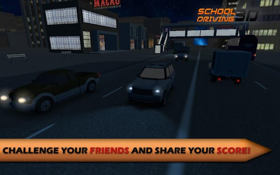 School Driving 3D APK screenshot thumbnail 23