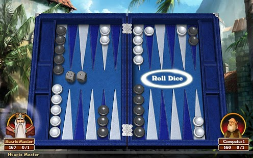 Hardwood Backgammon- screenshot thumbnail