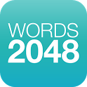 Words 2048 icon