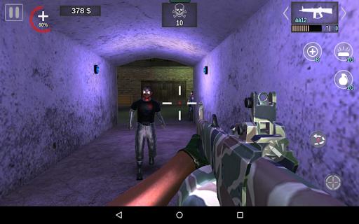 Under Evil Free FPS Zombie 3d