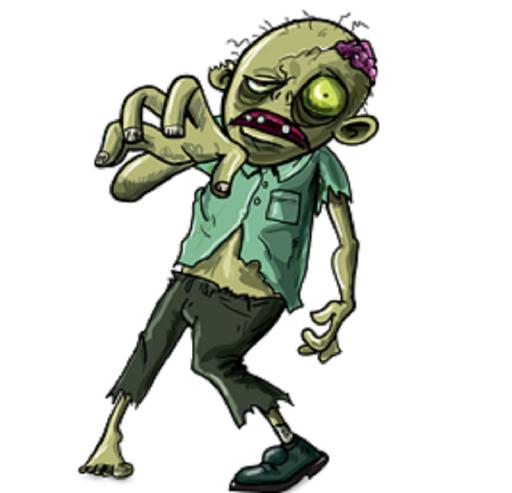 Shoot the zombi