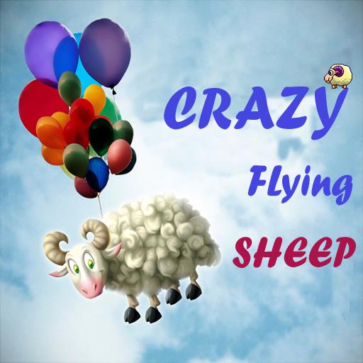 疯狂的飞羊 冒險 App LOGO-硬是要APP
