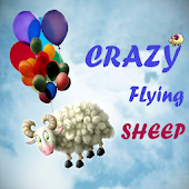 Crazy Flying Sheep