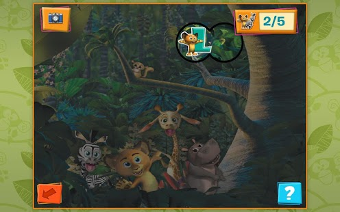Madagascar: My ABCs - screenshot thumbnail