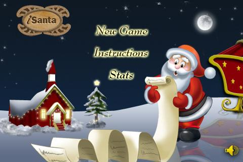 iSanta 2011- screenshot