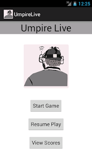 Umpire Live- screenshot thumbnail