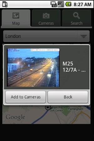 UK Traffic Cameras 3.1.1 screenshot 1094211