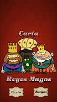 Screenshot of iCarta Reyes Magos