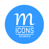 Micron Rounded Icon Pack