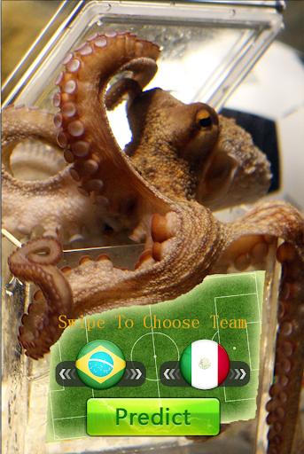 Paul the Octopus-Worldcup Seer