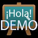 Spanish Class Demo icon