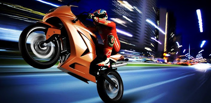 SpeedMoto - 3D гонки на мотоциклах для android