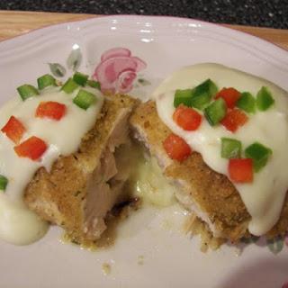 Applebee's Santa Fe Stuffed Chicken