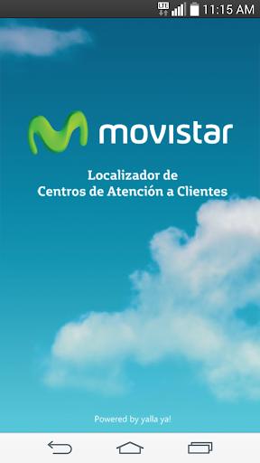 Centros de Atención Movistar