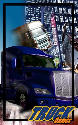 卡車賽車 - 速度快