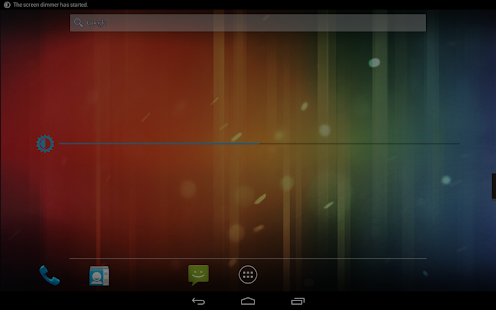 Screen Dimmer Screenshot