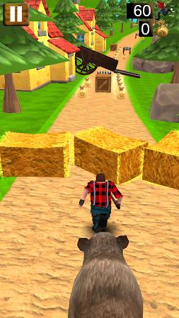 Danger Runner 3D Bear Dash Run 1.5 screenshot 1646792