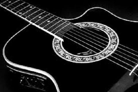Real classical guitar - screenshot