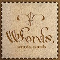 Words, words, words! logo