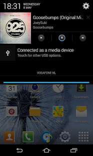 CM11 CM10.2 TouchWiz 5.0 theme- screenshot thumbnail