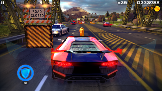 Redline Rush: Police Chase Racing Screenshot