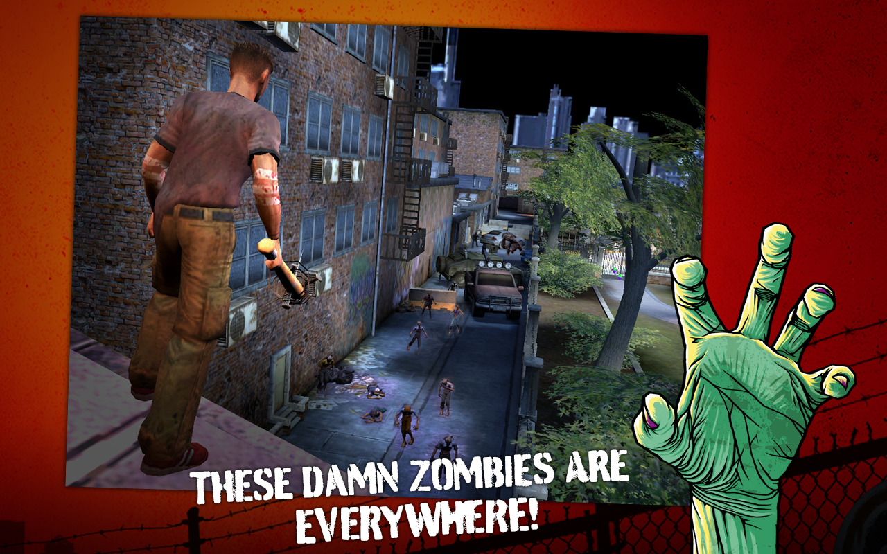 Zombie HQ- screenshot