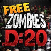 Zombies Dead in 20 - Free